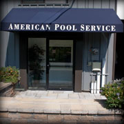 American Pool Service - Shop Entrance
