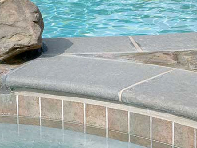 American Pool Service Pool Options - Bullnose tiles for pools