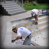American Pool Service Residential Pool Services